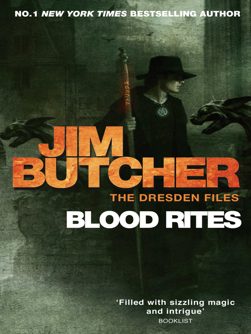Blood Rites (eBook): The Dresden Files Series, Book 6